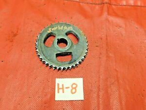 Sunbeam Alpine Camshaft Timing Gear, Dual, Original, !!