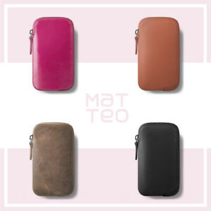 Mobile Phone Bag Phone Case Cover Pouch For IPhone SE Genuine Leather UK