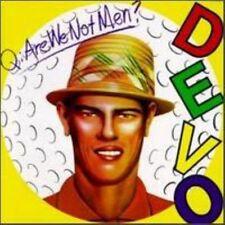 Devo Are We Not Men,We Are Devo Lp Original