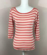 c71bd80d10 Zara Organic Cotton Casual Striped Tops & Blouses for Women for sale ...