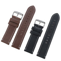 Genuine Leather Watch Band 20 22mm Wrist Strap For Fossil Quick Release Pins USA