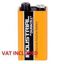10x Duracell 9V PP3 Industrial Procell Batteries,Smoke Alarm (LR22 BLOC MN1604)