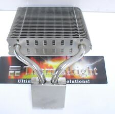 Genuine Thermalright Hr-05-sli Northbridge Chipset Heatsink Cooler