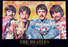 The Beatles Sgt. Pepper's Photomosaic Poster Art by Robert Silvers - RARE SEALED