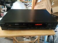 SONY CD PLAYER CDP 390 TESTED No Remote