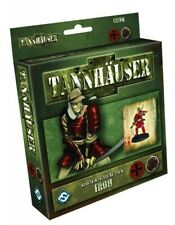 Fantasy Flight Games - Tannhauser Iroh Minamoto Miniature- NEW NIB