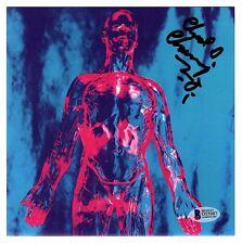 "CHAD CHANNING Signed Vinyl, LP NIRVANA ""SLIVER"" Beckett #D55087"
