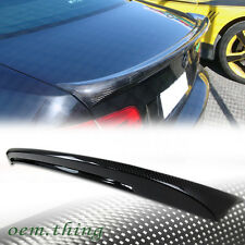 CARBON BMW E92 M TECH BOOT TRUNK SPOILER COUPE 07-13 330d 335d