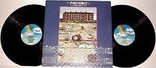 "THE WHO ""HOOLIGANS"" >12"" DOUBLE MCA VINYL RECORD ALBUM >EXCELLENT->1981"