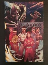 Mighty Morphin Power Rangers #21 Retailer Incentive 2017 Boom Variant Comic Book