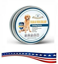 Nkemte Large Dog Flea And Tick Collar For Large Dogs 8 Months Protection - New!