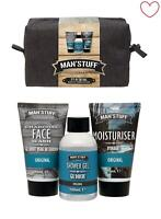 Technic Man'Stuff Gift Christmas Toiletry Grooming For Him Bath