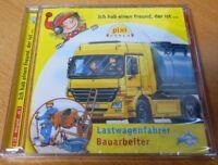 Original PIXI Hörbuch für Kinder + CD + Mein Freund Lastwagenfahrer Bauarbeiter
