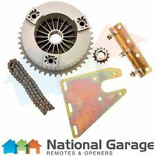 Industrial Shed / Factory Shutter Door Chain to Automatic Opener Conversion Kit
