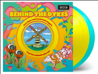Various Behind The Dykes 2LP Coloured Vinyl RSD 2020 Sealed Limited Edition