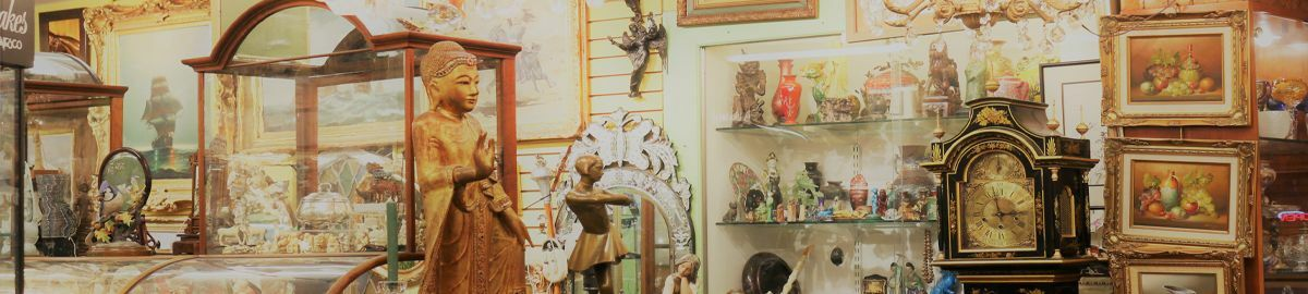 Antiques and Porcelain by GK