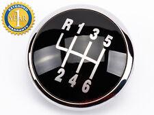 TAPPO COPERCHIO VW BORA GOLF 4 IV COMBI  POMELLO DEL CAMBIO 6 MARCE MANUALE