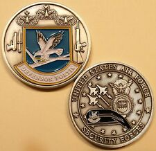 USAF Security Forces Air Force Challenge Coin