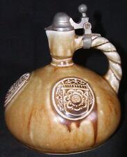 Reinhold Merkelbach Germany Reproduction Historic Lidded Beer Jug Stein Mold 41
