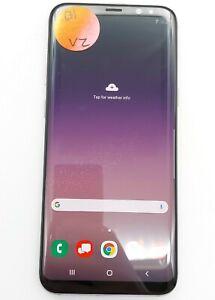 Samsung Galaxy S8+ SM-G955U 64GB Orchid Gray Verizon Smartphone Poor Condition