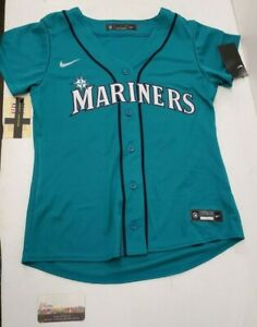 Brand New Seattle Mariners - Ken Griffey Jr. #24 - Womens - Standard Fit - S-XXL