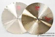 Paiste 2002 Sound Edge Hi Hat Cymbal Top 15""
