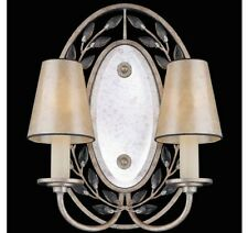 Savoy House 9-148-2-128 Appliques 2 Light Sconce, Oxidized Silver Finish