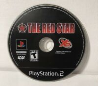 Red Star (Sony PlayStation 2, 2007) PS2 Disc Only Tested