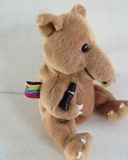 The Coca-Cola Company Taps the Tapir Venzuela Plush Bean Bag~Nwt