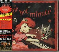The Red Hot Chili Peppers One Hot Minute JAPAN CD with OBI 1 Bonus Track WPCR240