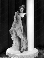 8x10 Print Ava Gardner Beautiful Fashion Portrait #AG722