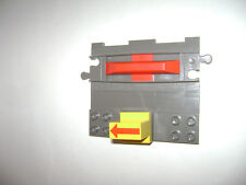 Lego DUPLO Thomas & Friends Train Replacement Track START STOP RAIL Dark Gray