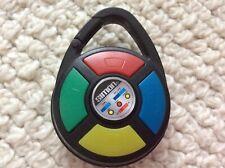 simon - fun hand held electronic light/sound memory game