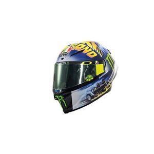 MINICHAMPS 399 180086 or 180096 AGV HELMETS Rossi MotoGP MUGELLO MISANO 2018 1:8