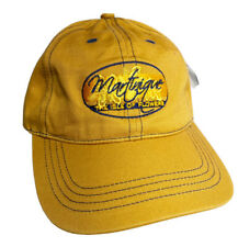 Cap America NWT Martinique Gold The Isle of Flowers Island Hook and Loop Hat