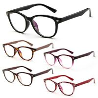 Eyeglasses Frame Retro Full-Rim Men/Women Vintage Glasses Eyewear Clear Lens