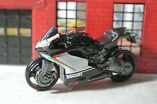 Hot Wheels 2017 - Ducati 1199 Panigale - Motorcycle - Black - Loose - 1:64