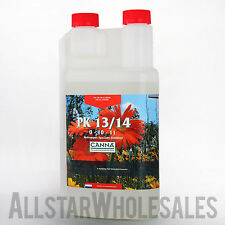 Canna PK 13/14 1 Liter PK13/14 Hydroponics Additive Nutrient PK 13-14 - 1L