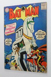 BATMAN # 105 DC Comics - 2nd Appearance of BATWOMAN , 1st in Batman Title - KEY