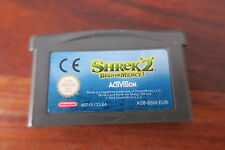 SHREK 2    BEG FOR MERCY   -----   pour GAME BOY ADVANCE