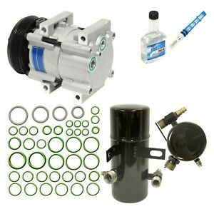 For Ford F-150 1994-1996 UAC KT1284 A/C Compressor Kit