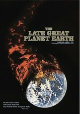 The Late Great Planet Earth [New DVD]