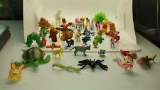 Lot Of 50 plus Toy Plastic Animal Figures