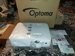 Optoma S343DLP Projector 3600 lumens