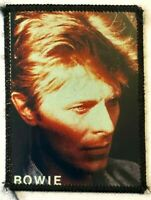 DAVID BOWIE - Old Original Vintage 1980's Photo Patch