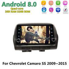Android 8.0 Car DVD GPS Navi Wifi Radio Stereo For Chevrolet Camaro 2009~2015