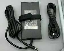 Dell 130w PA-4E OEM LA130PM121 DA130PE1-00 Genuine Laptop Power Adapter Charger
