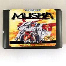 MUSHA 16-Bit Fits Sega Genesis Mega Drive Game