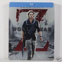World War Z Blu-ray Disc Steelbook