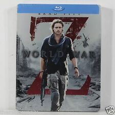 World War Z Blu-ray Disc Steelbook
